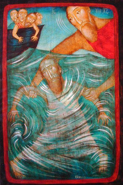Julia Stankova, 2006 The Sinking of Apostle Peter