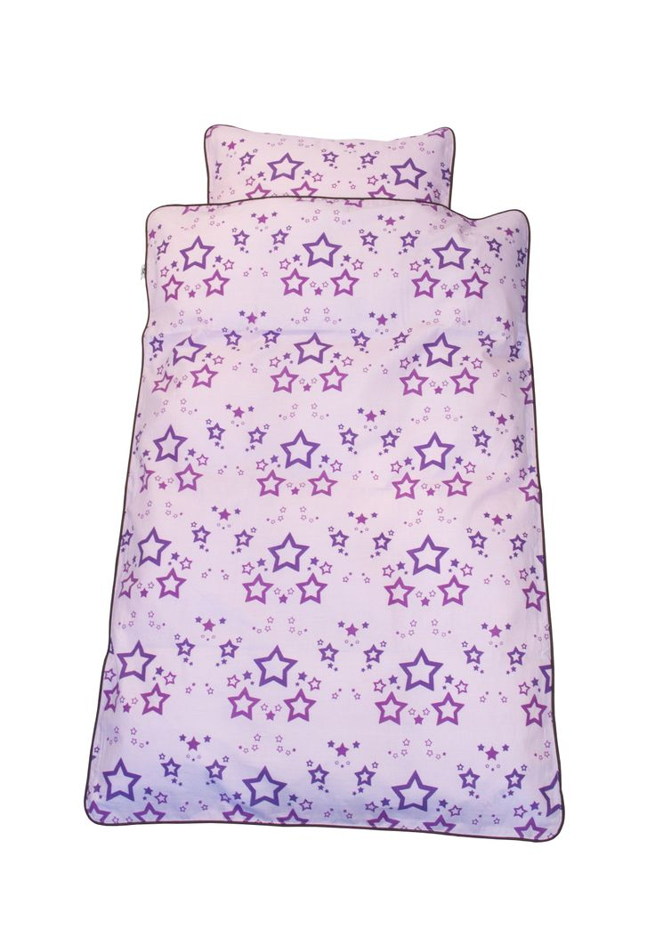 Star girl bed linen. See it at. www.gaiaogko.dk