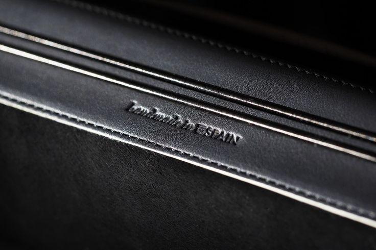 Pure Black Limited Edition www.lautemshop.com #lautem #design #handbags #black