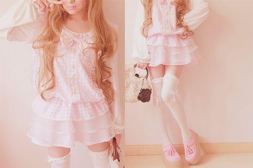 cute baby doll ensemble