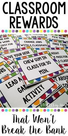 Classroom Rewards That Won't Break the Bank (FREEBIE) - If you're looking for creative ways to reward your students without digging into your pockets, check out these free reward coupons!