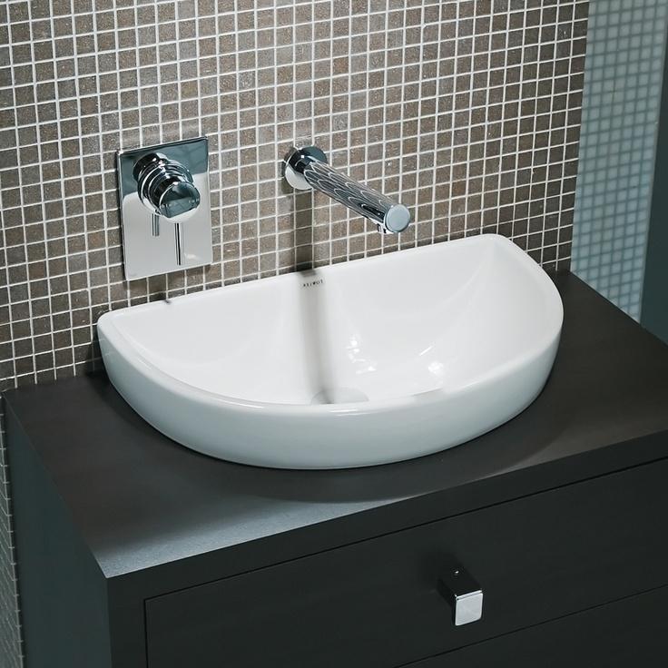 Fowler Seido Inset Vanity Basin $420