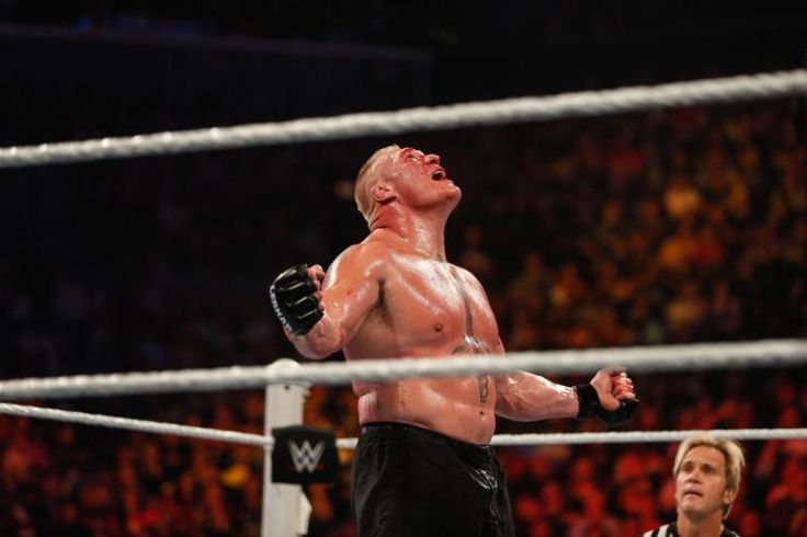Brock Lesnar WWE Return: Next Match Scheduled Rematch With Goldberg At WrestleMania 33 Likely?