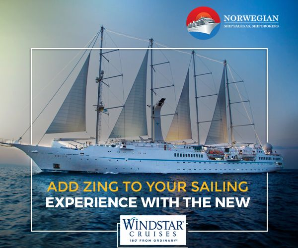 Read the blog to know more about The New Windstar Cruises.