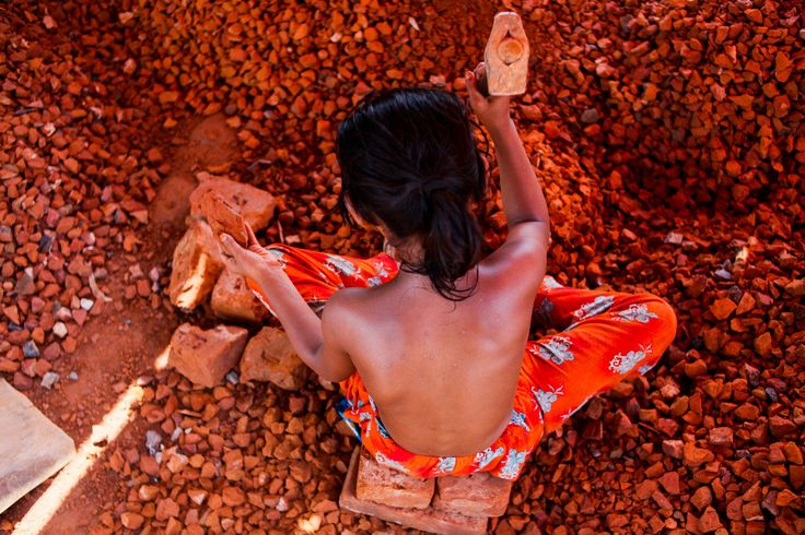 """{    NEW NUMBERS ON CHILD LABOR ARE NOT ENCOURAGING    } #NPR .... """"A report from the U.N.'s International Labour Organization looks at how many children work, what kind of jobs they perform — and how to stop it."""""""