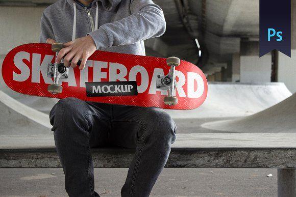 Download Skateboard Mockup V1 Psd Mockup Mockup Psd Mockup Free Psd