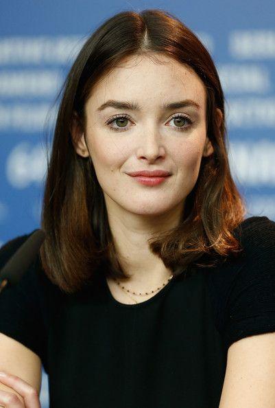 Charlotte Le Bon in 'Yves Saint Laurent' Press Conference