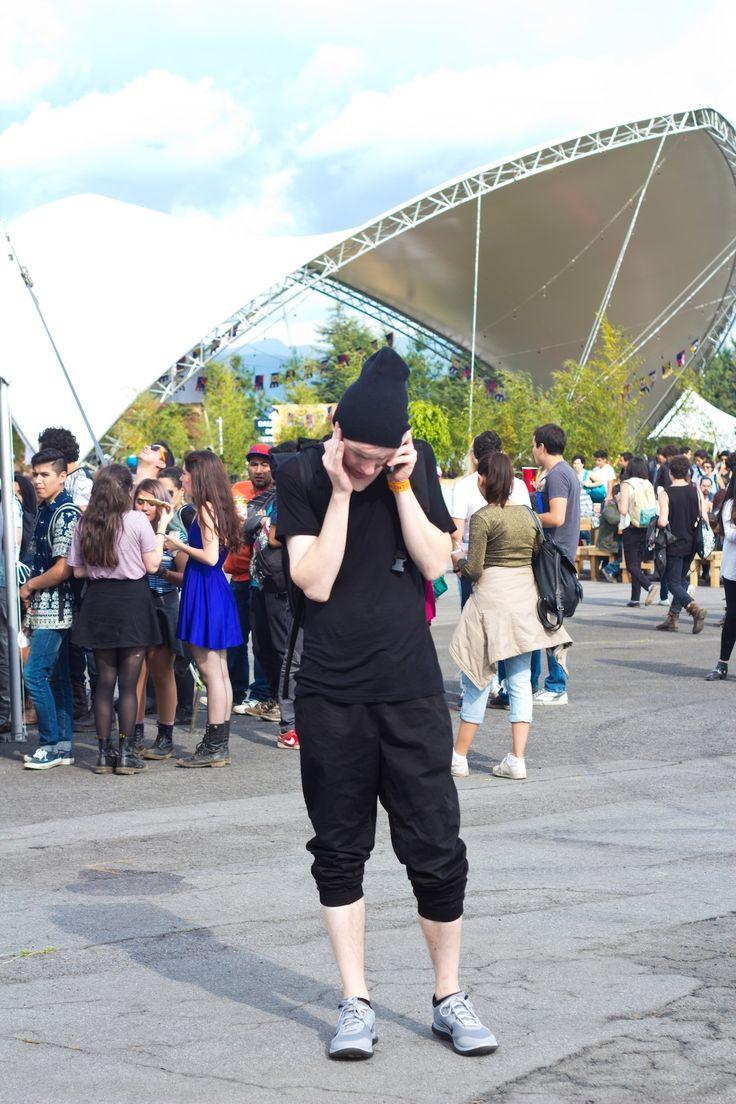 Festival Ceremonia México #StreetStyle | vía coolhuntermx.com