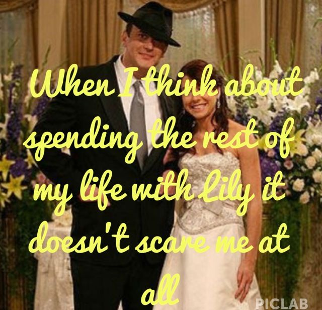 Himym- Marshall and Lily
