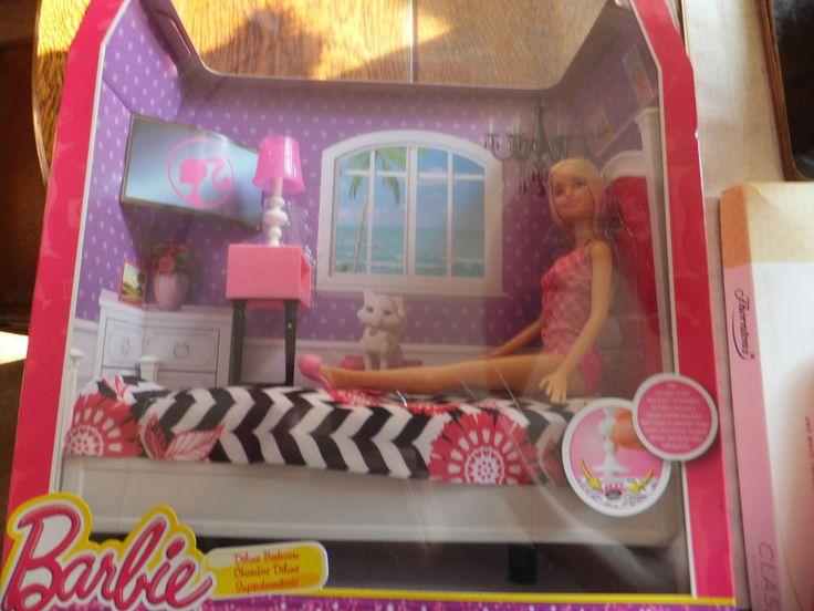 Die besten 25+ Barbie schlafzimmer set Ideen auf Pinterest - barbie wohnzimmer möbel