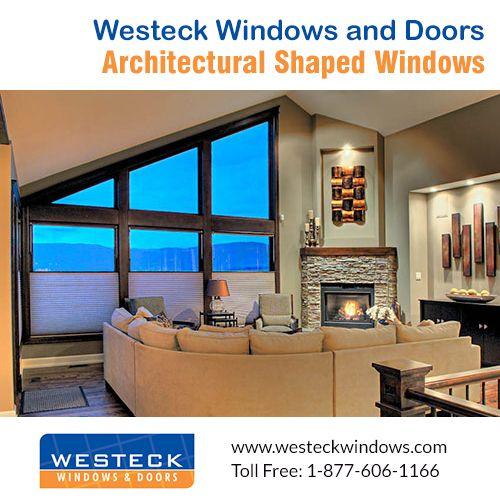 Our team of professionals can assist you with any question regarding architectural shaped windows, plus our in-house staff can also design and fabricate custom stained glass or etched glass panels.