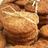 Biscuits Anzac et Anzac day »