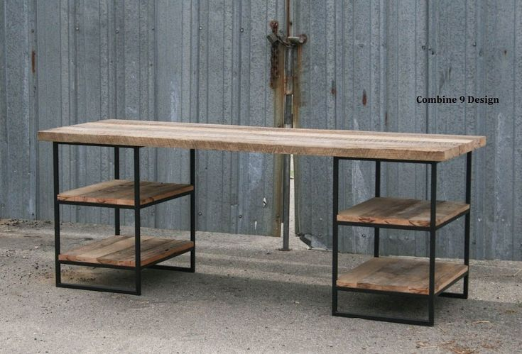 30 Reclaimed Wood L Shaped Desk - Modern Furniture Cheap Check more at http://michael-malarkey.com/reclaimed-wood-l-shaped-desk/