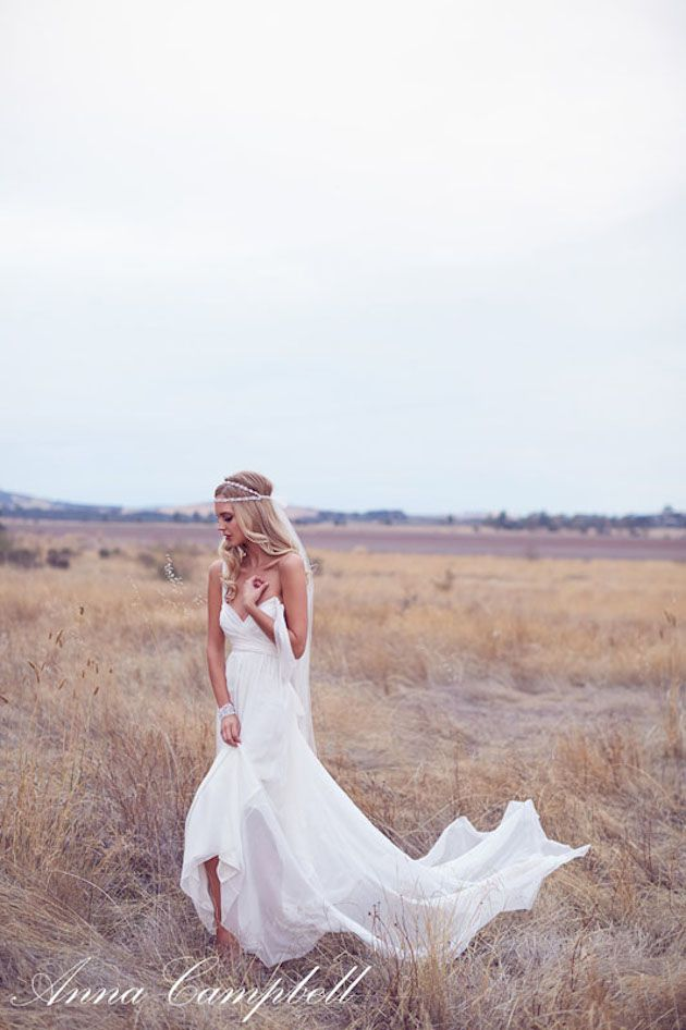 Forever Entwined Wedding Dress Collection By Anna Campbell | 35mm Wedding Photography | Bridal Musings Wedding Blog 36