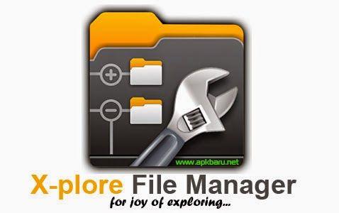 APK BARU: X-plore File Manager v3.71.01 Apk
