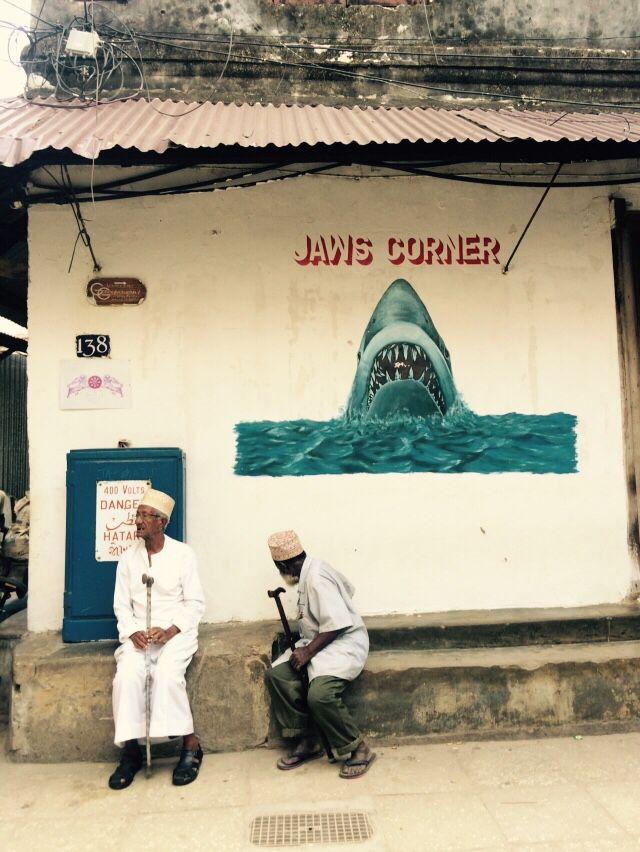 jaws corner