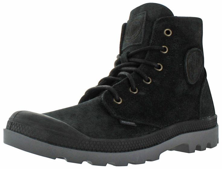 Palladium Pampa Hi Suede Men's Combat Boots