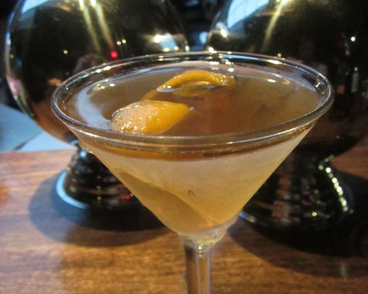 Check out Sterling Cooper Sling Cocktail. It's so easy to ...