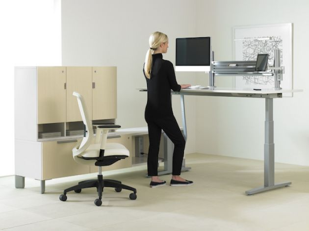 Tested: Two Standing Desks to Improve Your Workday   Inc.com