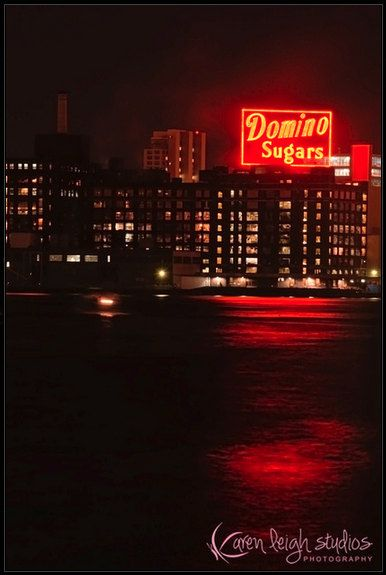 Domino Sugar I Baltimore Maryland by KarenLeighPhotos on Etsy, $25.00