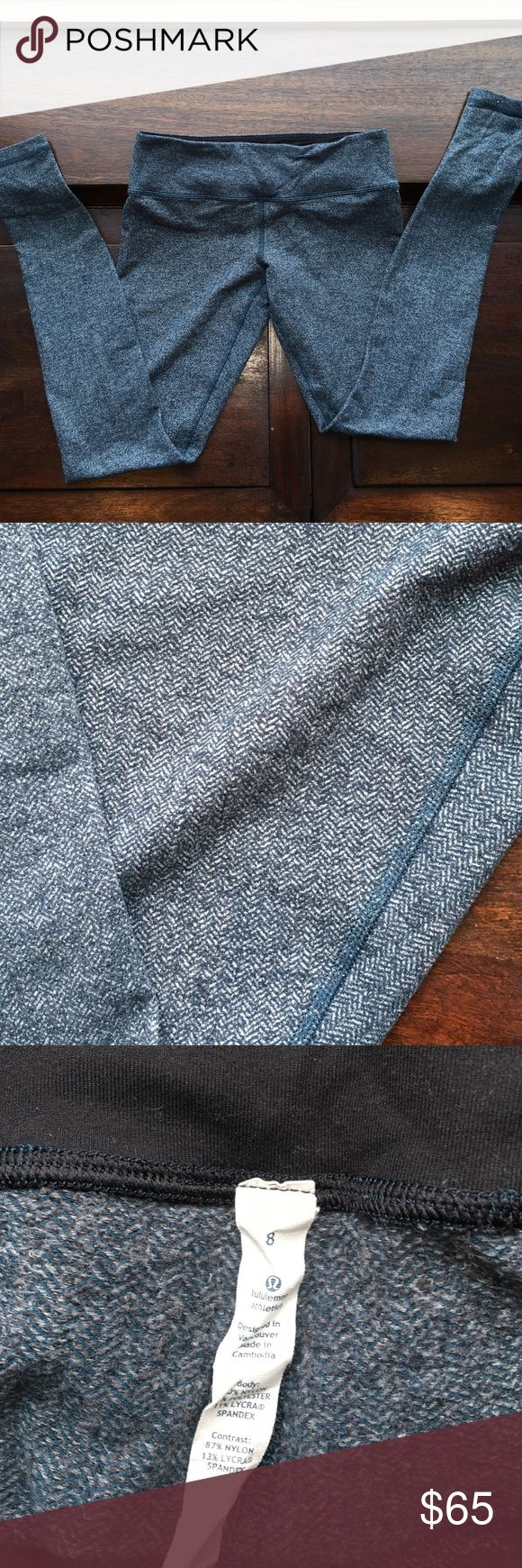 Tweed Wunder under Thicker material legging great for the colder weather! Still has tag inside with sizing and information... Great condition! Pants Leggings