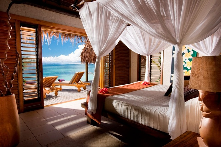 My Vacation Lady--- what about a honeymoon in Fiji? Would Tokoriki Island Resort fit your honeymoon dreams?