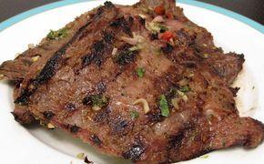 Sarımsaklı Biftek Tarifi | 365gunmutfak.com