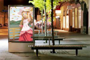 pokemon xy serena poster