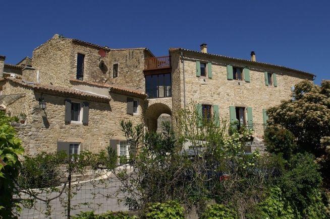 La Maison du Passage, maison d'hôtes de charme à Martignargues dans le Gard proche d'Usés