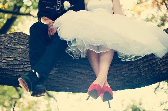 50S stile Wedding