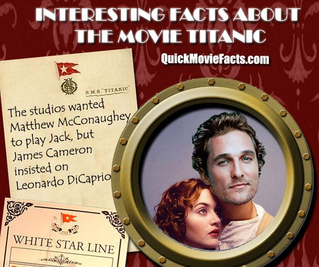 35 Amazing Titanic Movie Facts