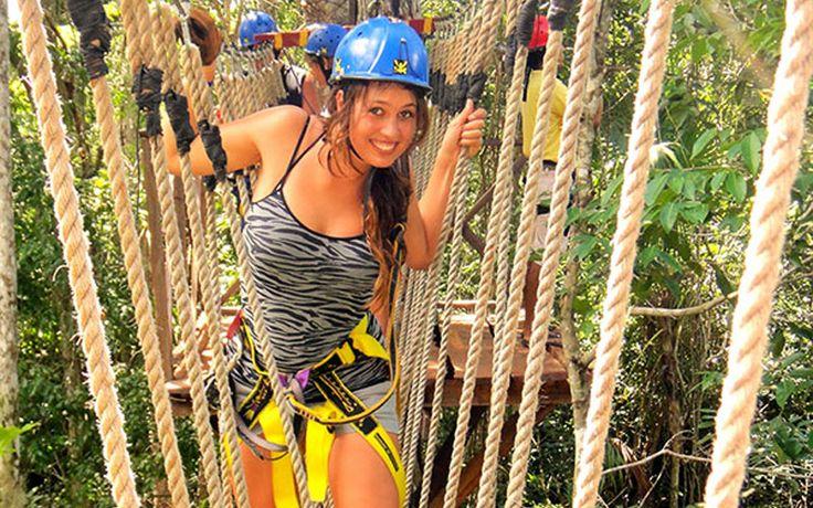 Cancun spring break excursions.