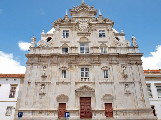 Sé Nova (New Cathedral)