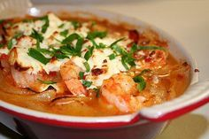 poseidon  restaurant skopelos : Γαρίδες σαγανάκι