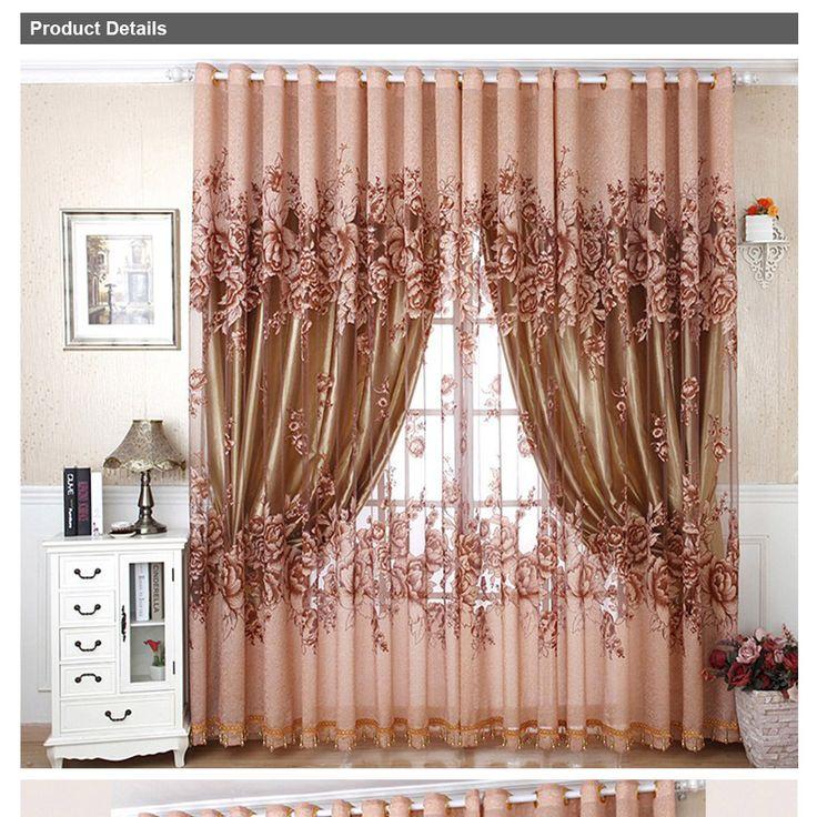 M s de 25 ideas incre bles sobre cortinas para dormitorio for Cortinas de castorama pura