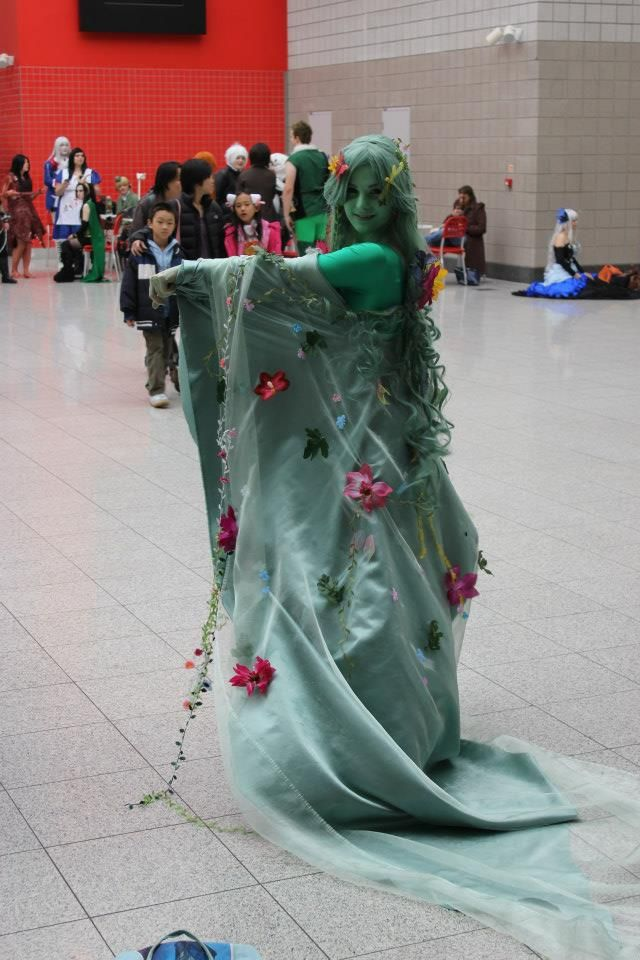Spring Sprite - Fantasia 2000 cosplay by 2Dismine.deviantart.com on @deviantART  This is such a great idea! It looks absolutely fantastic!