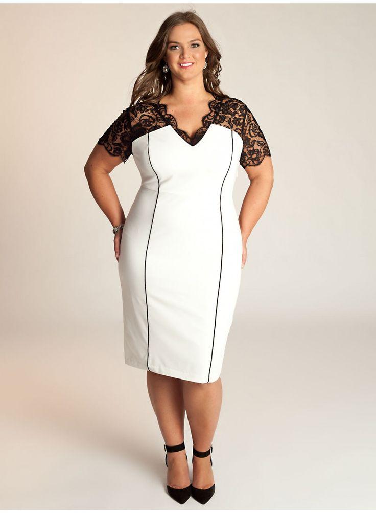 24 Best Black White Images On Pinterest Curvy Girl Fashion My