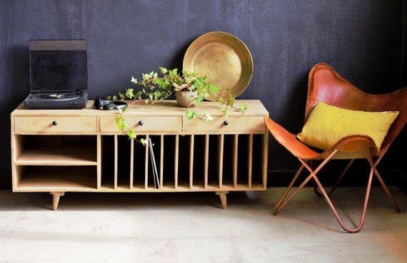 Meuble Design Vinyles En 2020 Mobilier De Salon Meuble Vinyle Et Meuble Design