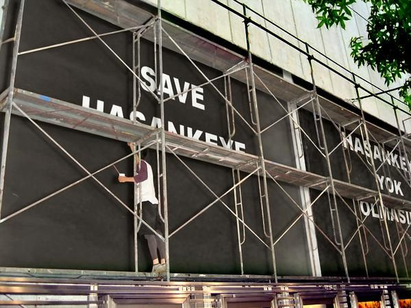 ART COLOR: SAVE HASANKEYF - 11