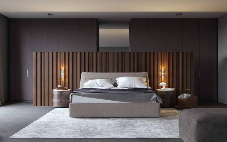 25 beste idee n over minimalistische slaapkamer op pinterest minimalistische decoratie - Appartement decoratie ...