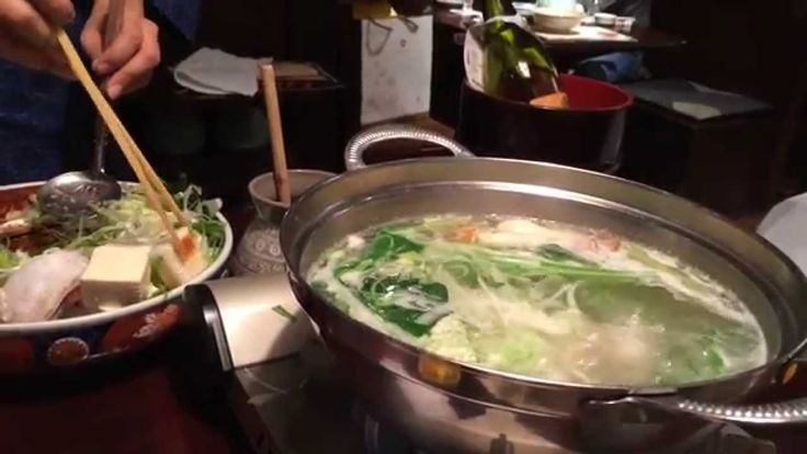 クエ鍋 -Kue Nabe(Longtooth grouper)