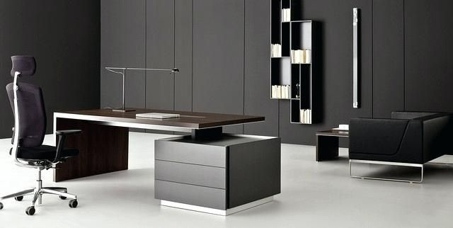 Innovative Modern Desk Exclusive Office Wood Modern Contemporary Office Desk Cheap Modern Office Furniture Set Modern Office Furniture Desk Office Table Design