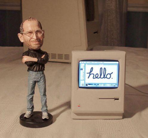 Miniature Mac Classic running on Raspberry Pi http://creativebits.org/miniature_mac_classic_running_raspberry_pi