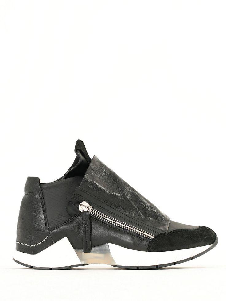 Cinzia Araia -Zipped Sneakers . fw 14/15 -guyafirenze.com