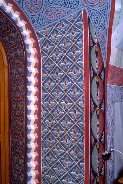Роспись храмов, мозаика, иконопись.: Роспись храма Рождества Христова села Иудино