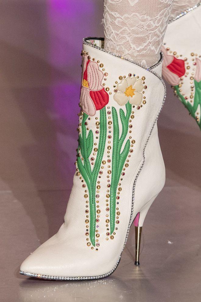 Impressionnantes Chaussures Gucci