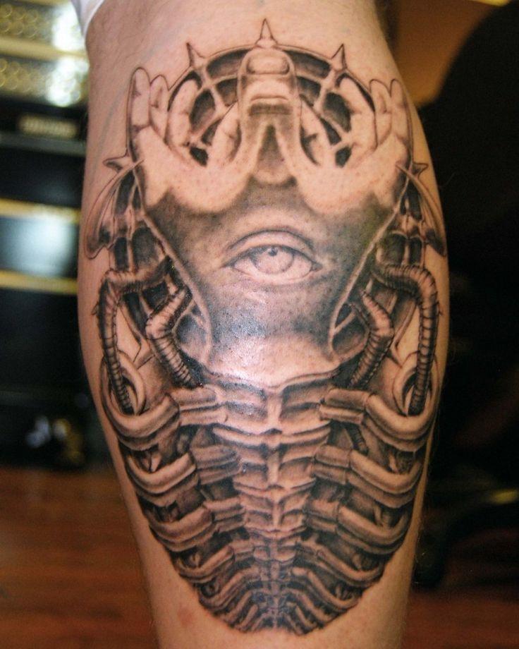 Tattoos On Eyes