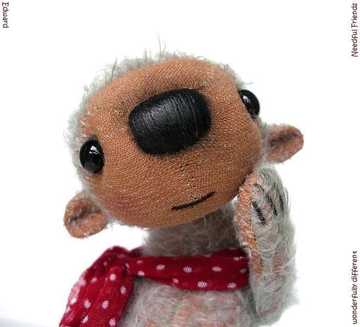 Edward miniature #bear 3 inches