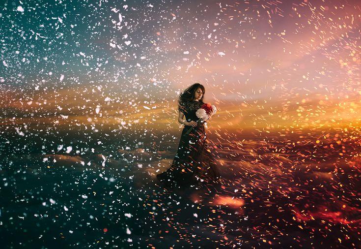 """Between Two Worlds"" — Photographer: Miss Birdie"