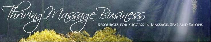 Spa Kamper Note:  Great article on client retention from Thriving Massage Business - www.thrivingmassagebiz.com